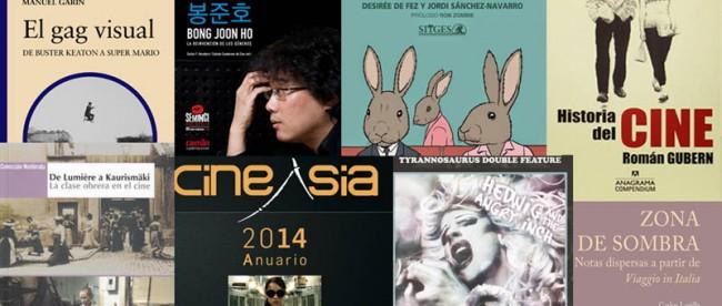 Publicacions Sobre Cinema Editades Al 2014 A K Accec