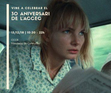 L'ACCEC celebra el seu 30 aniversari amb una jornada sobre el present i el futur de la crítica cinematogràfica