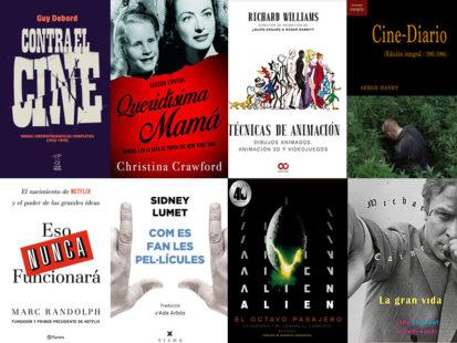 TRADUCCIONS DE LLIBRES SOBRE CINEMA EDITADES EL 2019