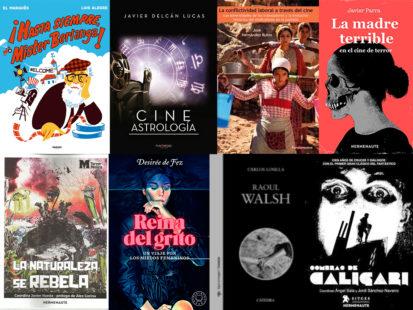 PUBLICACIONS ORIGINALS SOBRE CINEMA EDITADES EL 2020
